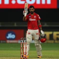 IPL 2020, KXIP vs RCB as it happened: Rahul's record ton powers Punjab to 97-run win over Kohli & Co