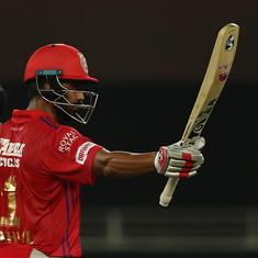 KL Rahul 132, RCB 109: The big numbers from Kings XI Punjab captain's record-breaking century