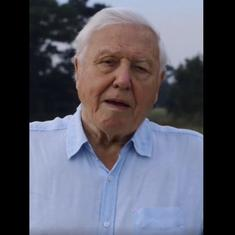 'The world is in trouble': Sir David Attenborough joins Instagram with his appeal to save the earth