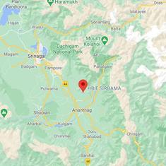 J&K: Two Lashkar commanders killed in overnight encounter in Anantnag district, say police