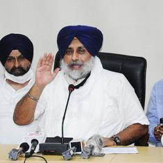 'BJP is the real tukde tukde gang': Sukhbir Badal criticises former ally amid farm law protests