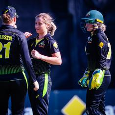 Australia vs New Zealand: Dominant all-round show helps world champions seal T20I series