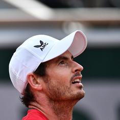 Far from Australian Open, Andy Murray loses Biella Challenger final to llya Marchenko