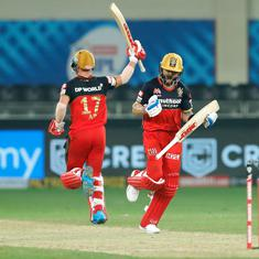IPL 2020, RCB vs MI as it happened: Kishan, Pollard's heroics in vain as Bangalore clinch Super Over