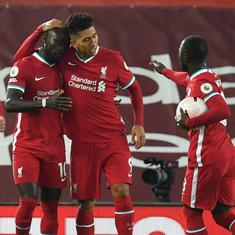 Premier League: Liverpool lay down early marker in title race with comeback win over Arsenal