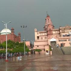 In Mathura, the Ayodhya playbook is being deployed again to claim Hindu rights over Idgah mosque