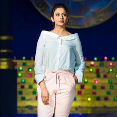 News broadcasting authority orders three channels to air apology for reports on Rakul Preet Singh