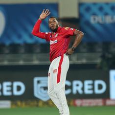 IPL 2020: Very interesting to pick Mohammed Shami's brain, says KXIP pacer Chris Jordan