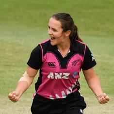 Third T20I: Amelia Kerr's allround show helps New Zealand beat Australia by five wickets