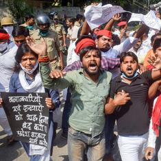 Forensic report shows there was no rape in Hathras case, claim UP Police