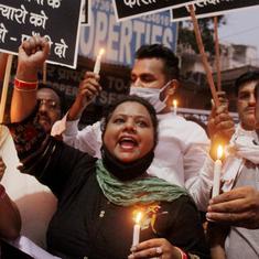 Hathras gangrape: BJP MLA demands action against UP officials amid row over woman's final rites