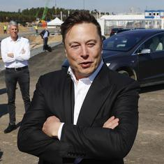 Indian and foreign automakers butt heads after Elon Musk's criticism of high import duties on EVs