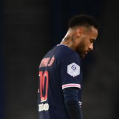 Ligue 1: Neymar scores brace as PSG crush Angers to build momentum after poor season start