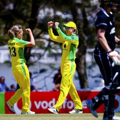 Australia vs New Zealand: Meg Lanning secures 19th consecutive win for hosts in first ODI