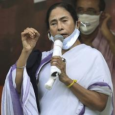 West Bengal polls: EC issues notice to Mamata Banerjee for urging Muslims to not vote for BJP