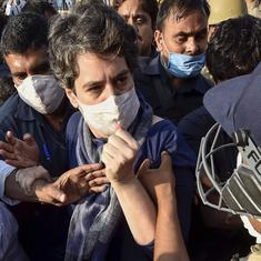 Hathras rape: After meeting woman's family, Rahul and Priyanka Gandhi say will fight for justice