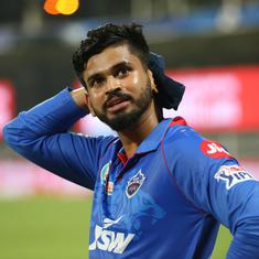 Watch: Shreyas Iyer doesn't think he's a gifted player, Dinesh Karthik rues lack of boundaries