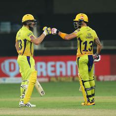 IPL 2020: Shane Watson, Faf du Plessis star as CSK snap losing streak with a 10-wicket win