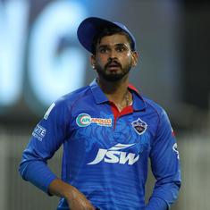 IPL 2020: Shreyas Iyer says DC players must take more responsibility after wake-up call against KXIP