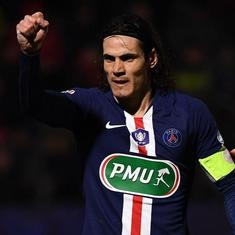 Transfer wrap: Arsenal sign Thomas Partey, Manchester United bring in Edinson Cavani and Alex Telles
