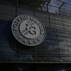 French Open: Prosecutors open investigation into alleged match-fixing in women's doubles match