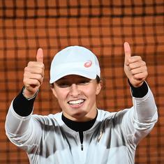 Australian Open 2021: Fun-loving French Open champ Iga Swiatek isn't feeling the pressure