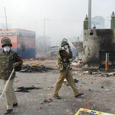 'Delhi riots in February reminiscent of carnage during partition,' says court