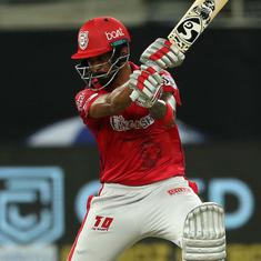 IPL 2020, KXIP vs SRH as it happened: Determined KXIP get a fighting victory over SRH