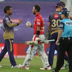 IPL 2020: Dinesh Karthik, Sunil Narine star for KKR as KXIP clutch defeat from jaws of victory