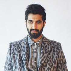Akshay Oberoi is done with batting his eyelids: 'No longer racing against anyone except myself'