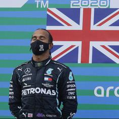 Lewis Hamilton set to return for final 2020 race at Abu Dhabi GP after coronavirus recovery