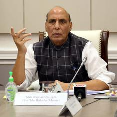 Indo-China standoff: 'Determined to protect sovereignty in face of aggression,' says Rajnath Singh
