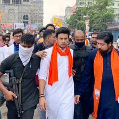 The BJP is making sure its West Bengal 2021 campaign is controlled from Delhi