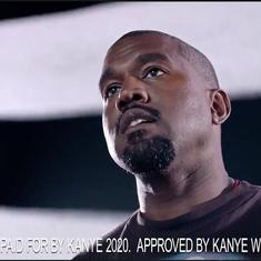 Watch: Rapper Kanye West launches video to promote his US presidential campaign bid