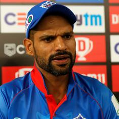 Watch: Shikhar Dhawan hails Delhi Capitals' pacers, provides update on Shreyas Iyer's injury