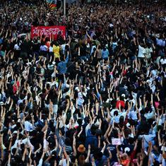 Thailand issues emergency decree banning gatherings, arrests pro-democracy protestors