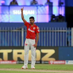 IPL 2020: KXIP's Ashwin says watching RCB spinners in their last game helped him subdue Kohli and Co