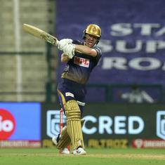 Watch highlights: Morgan, Cummins star as KKR oust RR with big win and keep IPL playoff hopes alive