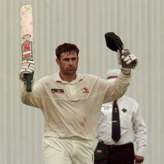 Pause, rewind, play: When Mark Taylor batting on an unbeaten 334 chose his team over personal glory