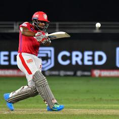 IPL 2020: How KXIP, powered by Gayle, Pooran and Maxwell, beat DC despite Dhawan's century