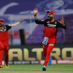 Watch: Mohammed Siraj makes history as Royal Challengers Bangalore down KKR by 8 wickets in IPL 2020