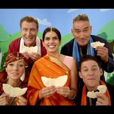 Watch: Indian-Australian song 'Papadum' is a social media hit – and no one quite knows why