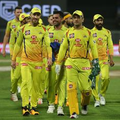 Watch: It hasn't been our year – MS Dhoni on what has gone wrong for CSK in IPL 2020