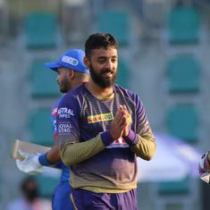 IPL 2020: Varun Chakravarthy's five-for helps Kolkata Knight Riders beat Delhi Capitals by 59 runs
