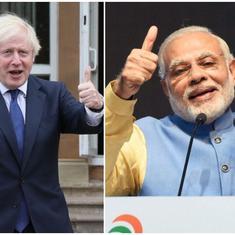 PM Modi speaks to Boris Johnson, reviews 'promising cooperation' in Covid-19 vaccine development
