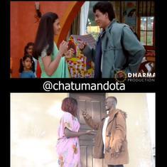 Watch: Tanzanian comedian recreates scene from Shah Rukh Khan, Kajol-starrer 'Kuch Kuch Hota Hai'