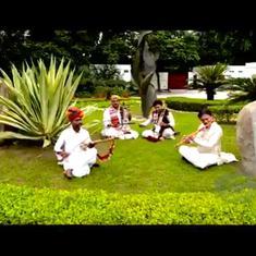 Watch this delightful instrumental-folk rendition of the timeless bhajan 'Vaishnav Jan Toh'