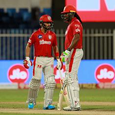 IPL 2020: Mandeep Singh, Chris Gayle help Kings XI Punjab defeat KKR by 8 wickets in crucial game