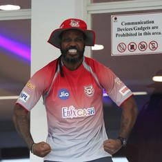 The Chris Gayle factor: Behind Kings XI Punjab's five-match win streak, a hungry 'Universe Boss'