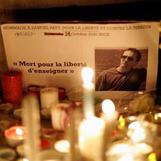 'The classroom is a safe haven': An Indian teacher mourns the murder of a French counterpart